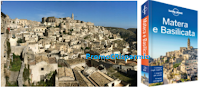 Logo Vinci gratis soggiorni per 2 persone a Matera o la Guida Lonely Planet
