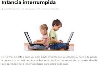 http://www.realidadretorcidaweb.com/2017/01/infancia-interrumpida.html