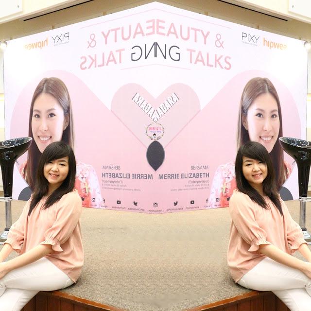 PIXY Beauty Inspiring & Talks Event Report #HipweeXPixy