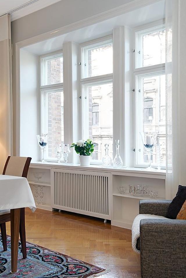 Muebles para cubrir radiadores ideas y propuestas para for Muebles para cubrir radiadores