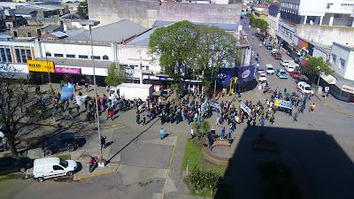 movilizacion trabajadores municipales
