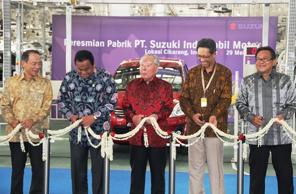 Lowongan kerja PT SUZUKI INDOMOBIL MOTOR Cikarang - Bekasi