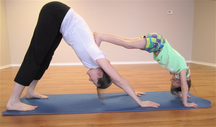 Images of Hard Yoga Poses For Two People For Kids - #rock-cafe