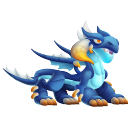 Dragon Roi du Ciel (Jeune)
