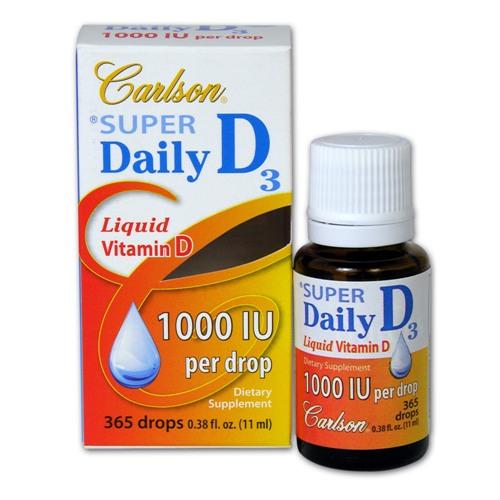 Pistachio Product: Carlson Vitamin D