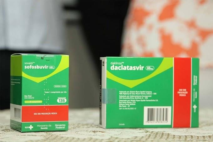 SAÚDE: Cedmex volta a distribuir medicamentos para tratamento da Hepatite C.
