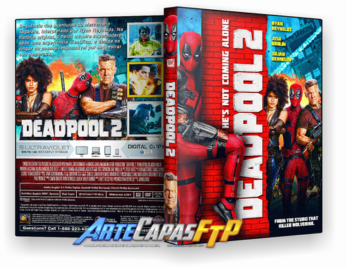 deadpool 2 download legenda pt br