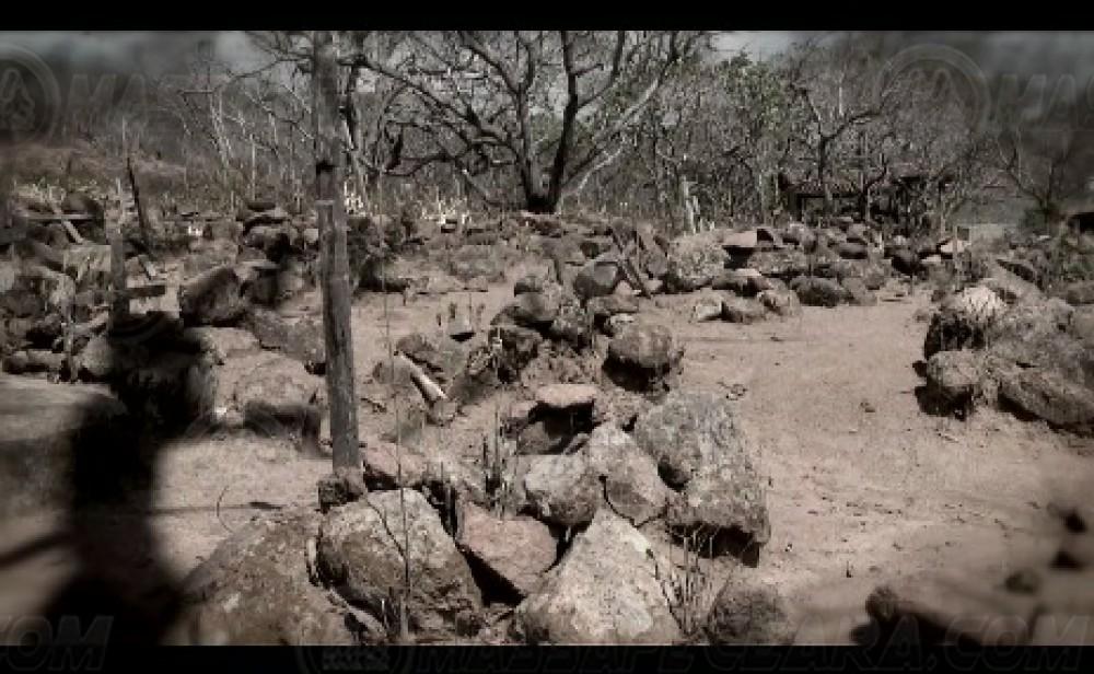 Cemitério de pedras