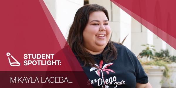 Student Spotlight: Mikayla Lacebal