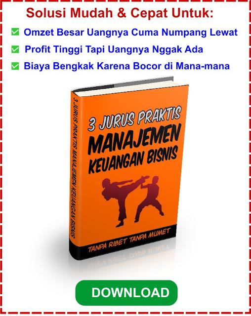 Download 3 Jurus Praktis Manajemen Keuangan Bisnis