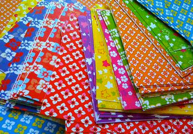 washi origami paper