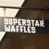 Superstar Waffles @ Northbridge, Perth, Western Australia