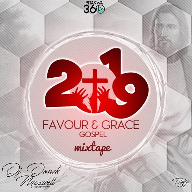 Download DJ Donak 2019 favour grace gospel mix ft NARA by Tim Godfrey