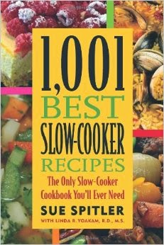 1001 Best Slow-Cooker Recipes cover