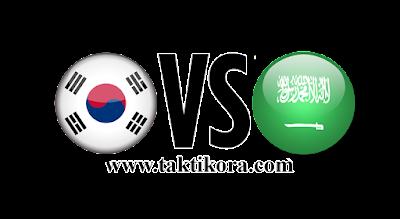 السعودية وكوريا الجنوبية بث مباشر