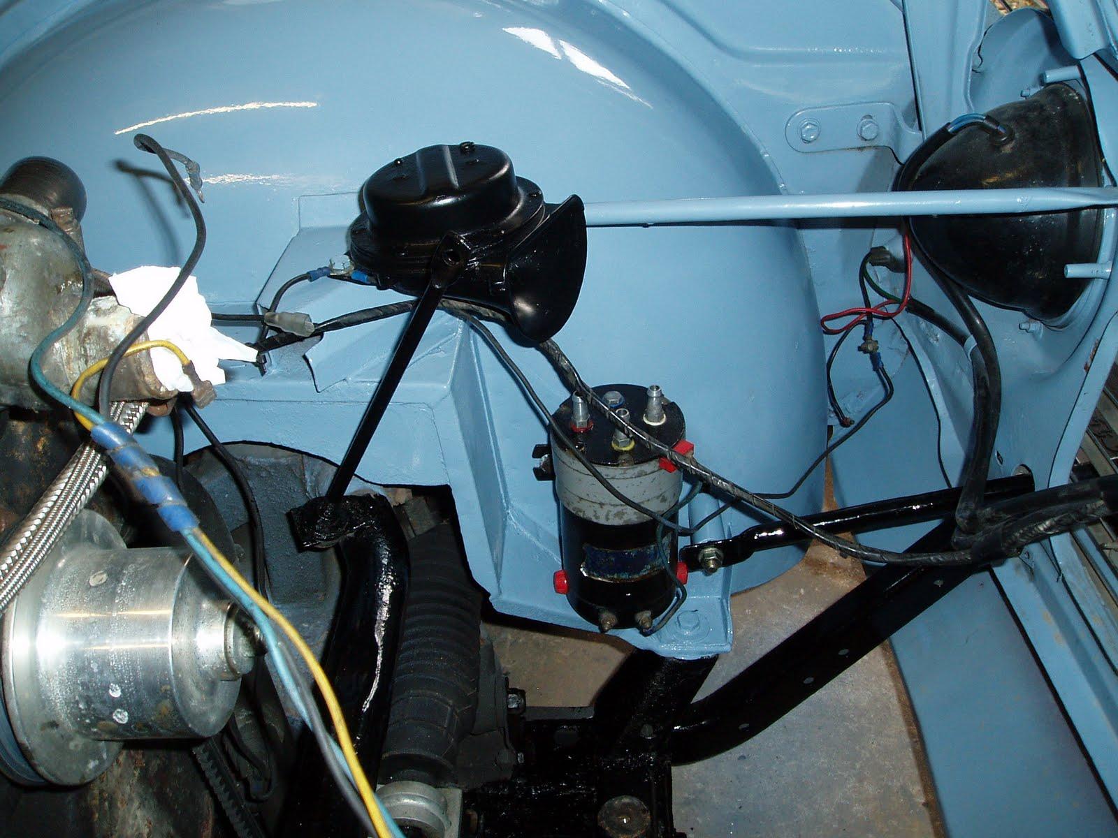 Brian Humphreys Tr4 Classic Cars 2011
