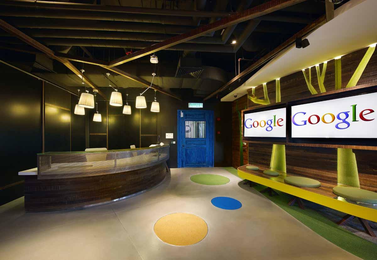 Google Malaysia Office Sentral Kl