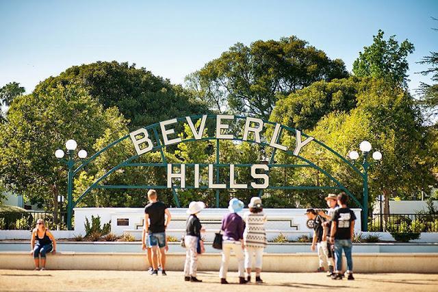 Quantidade de dias mínima para ficar em Beverly Hills