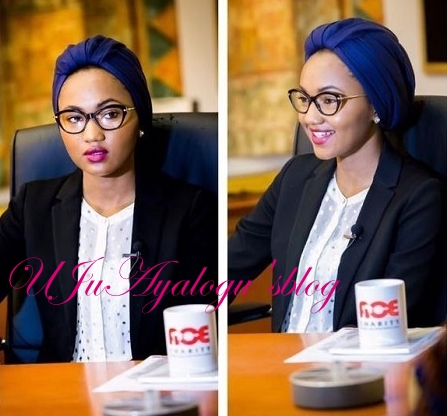 Why My Father Is Not Aware of Poor State of Aso Rock Clinic - Zahra Buhari