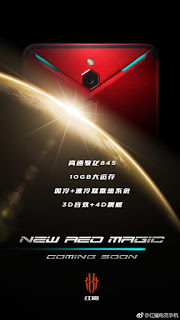 Nubia red magic 2 launch,release,specs,specifications,features