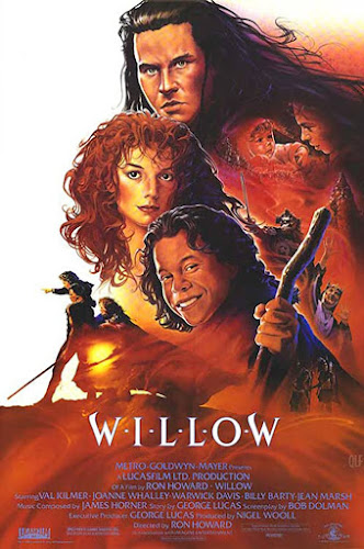 Willow (BRRip 1080p Dual Latino / Ingles) (1988)