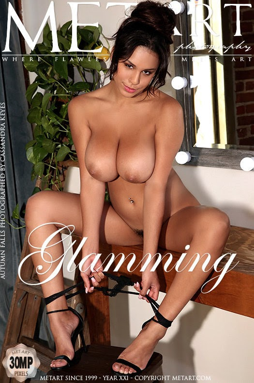 8817892986 [Met-Art] Autumn Falls - Glamming
