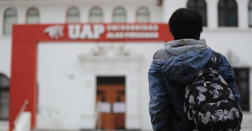 SUNEDU inició procedimiento sancionador contra la Universidad Alas Peruanas (UAP) www.sunedu.gob.pe