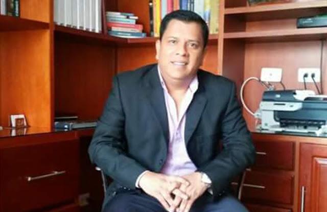 Manuel Antonio Carevilla Cuellar - Gobernador de Amazonas