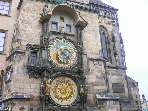 Reloj astronomico. 16 cosas que ver en Praga