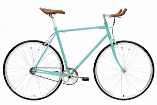Stolen Bicycle - Hackney Cycles Fixie