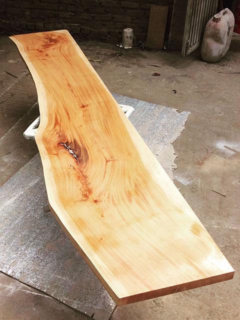 gỗ lát lào