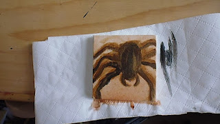 paint the spider
