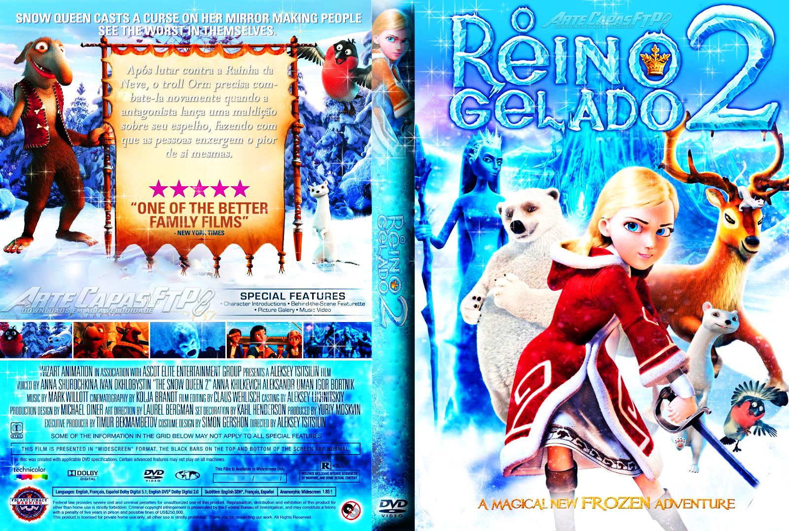 O Reino Gelado 2 BluRay 720p Dual Audio O 2BReino 2BGelado 2B2 2B  2BXANDAODOWNLOAD