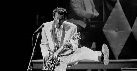 Memories with Chuck Berry