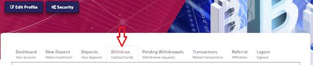 Вывод прибыли из хайпа bitwex biz