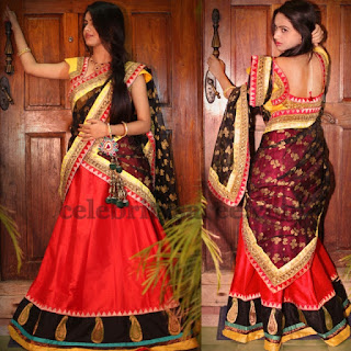 Top-blouse-designs-pattern-for-lehenga-choli-for-woman-27