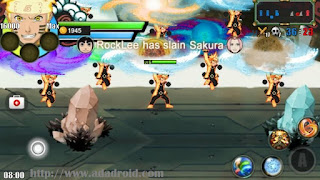 Download Naruto Senki Mod v1.20 Fixed by Doni Alvaro Apk