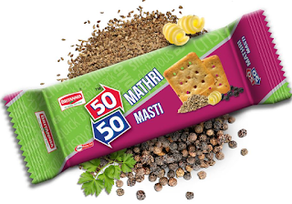 Britannia 5050 goes desi with Mathri Masti