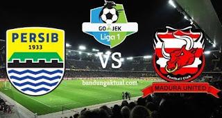 Persib Bandung vs Madura United