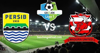 Persib vs Madura United Belum Pasti di Stadion Mandala
