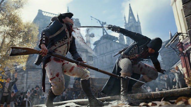 Assassin's Creed Unity PC Download Photo