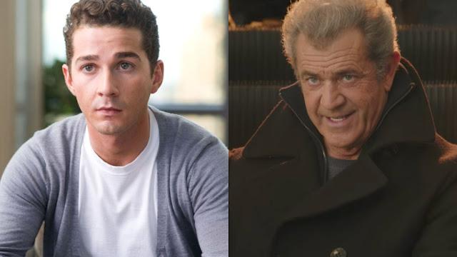 Shia LaBeouf y Mel Gibson protagonistas de la sátira 'Rothchild'