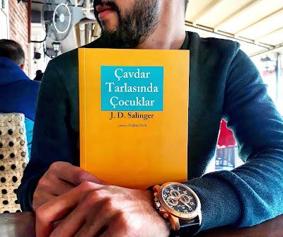 ÇAVDAR TARLASINDA ÇOCUKLAR-Ayşe Seda Koçak