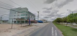 Hotel em Linhares/ES bem à frente.