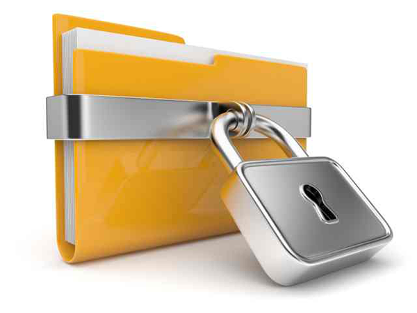 الطريقة الأقوى لإخفاء و قفل مجلدك السري بكلمة مرور