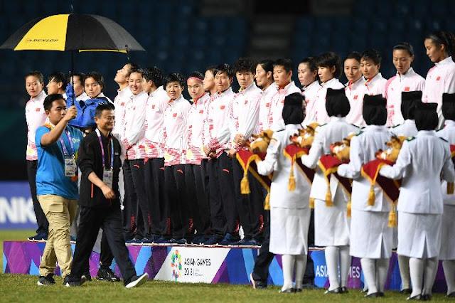 Judi Bola Online--Final Sepak Bola Asian Games 2018 Putri Mendatangkan Jack Ma.