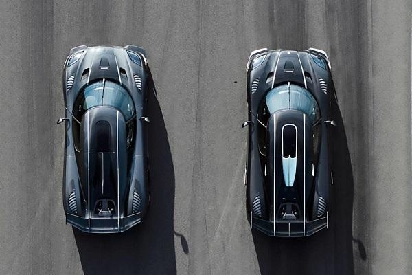 Koenigsegg Agera Väder y Thor