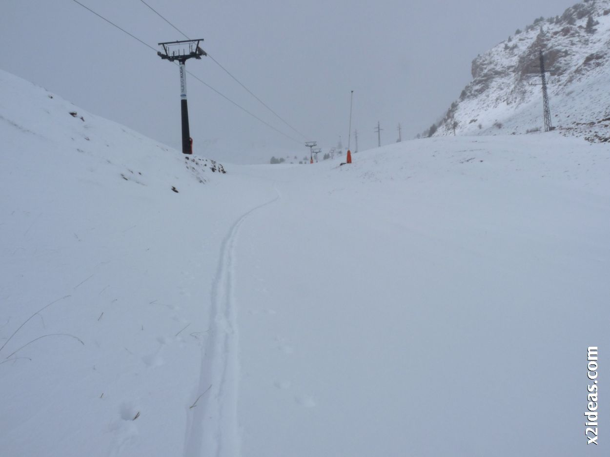 P1450764 - Y sigue nevando en Cerler.