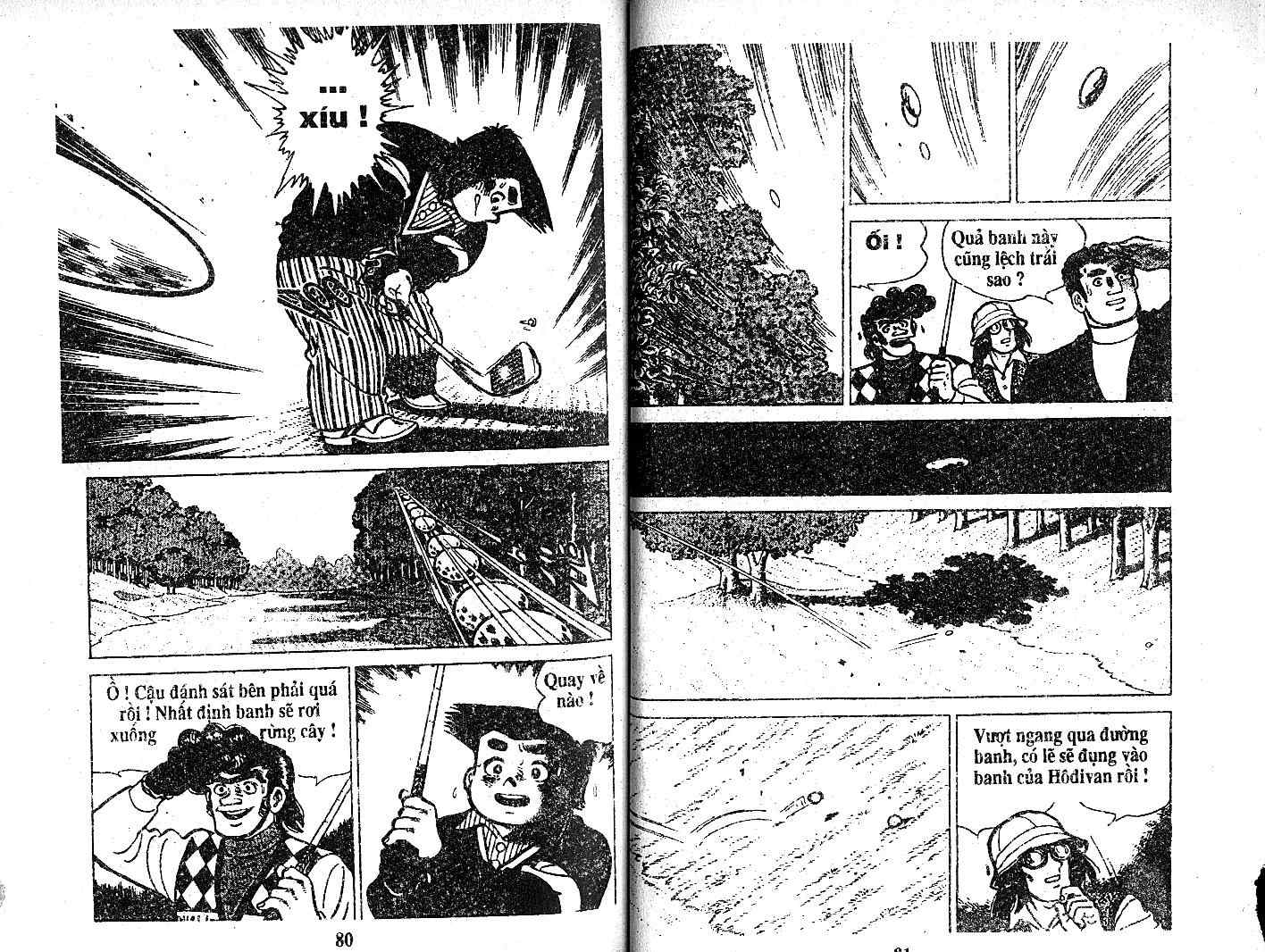 Ashita Tenki ni Naare chapter 24 trang 38