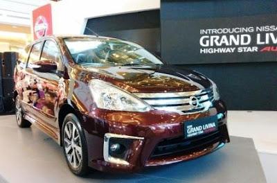 Harga Nissan Grand Livina
